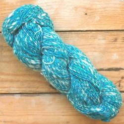 Jakki-silkki Bright Turquoise