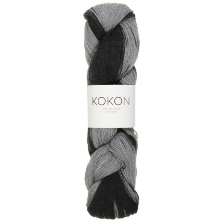 Kokon Lace Gradient-Ink