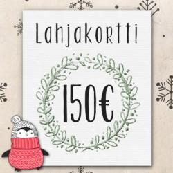 Lahjakortti 150€