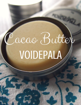 cacao butter voidepala
